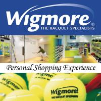 A unique, personalised gift for that special tennis lover at Wigmore Sports!